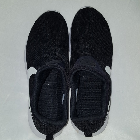 Nike Other - NIKE ROSHE RUN SLIP ON - BLACK/WHITE SIZE 13